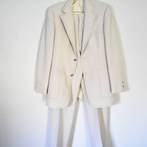 Vintage Bensly Tailored for Levy Wolf Suit